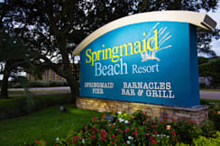Springmaid Beach Resort - Myrtle Beach, South Carolina -