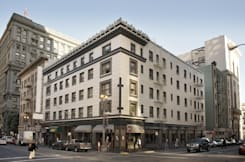 Hotel Abri - San Francisco, California -
