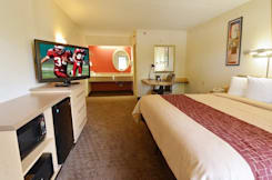 Red Roof Inn Albany Airport - Albany, New York -
