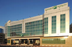 Howard Johnson Bur Dubai - Dubai, United Arab Emirates -