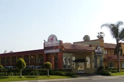 Anaheim Express Inn - Anaheim, California -