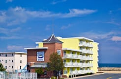 Atlantic Oceanfront Inn - Ocean City, Maryland -