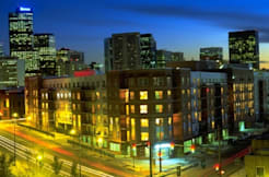 National at Ballpark Lofts - Denver, Colorado -