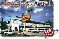Apache Motel - Moab, Utah - 