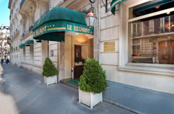Hotel Belmont - Paris, France -