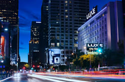 Luxe City Center Hotel - Los Angeles, California -
