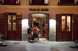 Posada del Dragon - Madrid, Spain -