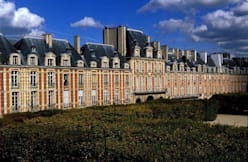 Hotel de la Place des Vosges - Paris, France -