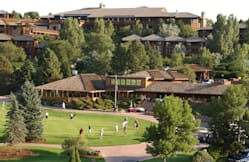 Cheyenne Mountain Resort - Colorado Springs, Colorado -