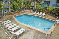 White Sands Aqua Hotel - Honolulu, Hawaii -