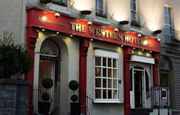 The Western Hotel - Galway, Republic of Ireland -
