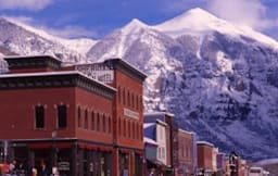 New Sheridan Hotel - Telluride, Colorado -