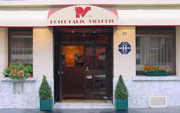 Hotel Paris Villette - Paris, France -
