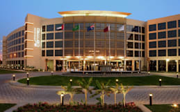 Centro Sharjah Airport Hotel - Sharjah, United Arab Emirates -
