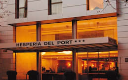Hesperia Del Port - Barcelona, Spain -