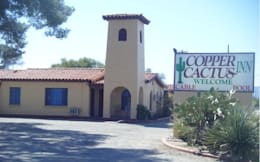 Copper Cactus Inn - Tucson, Arizona -