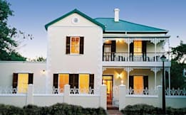 Evergreen Manor and Spa - Stellenbosch, South Africa - 