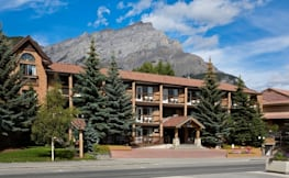 High Country Inn - Banff, Canada -