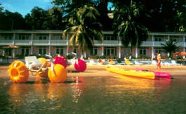 Golden Seas Beach Resort - Oracabessa, Jamaica -