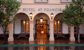 Hotel St Francis - Santa Fe, New Mexico - Historic Santa Fe Hotel