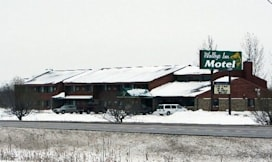 Walleye Inn Motel - Baudette, Minnesota -