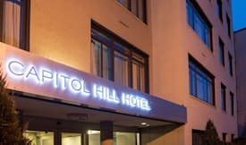 Capitol Hill Hotel - Washington DC, District of Columbia -