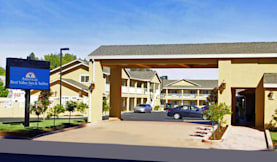 Americas Best Value Inn & Suites - Healdsburg, California -
