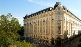 The Westin Palace Madrid - Madrid, Spain -