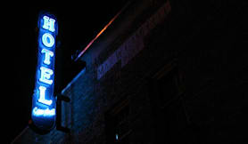 The Campbell Hotel - Tulsa, Oklahoma - Neon sign