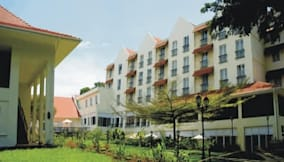 The Arusha Hotel - Arusha, Tanzania - 