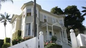Cheshire Cat Inn Bed & Breakfast - Santa Barbara, California -