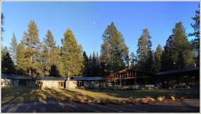 House on Metolius - Camp Sherman, Oregon -