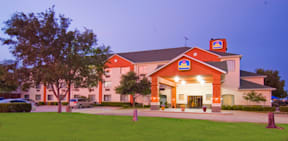 Best Western Inn Fossil Creek - Ft. Worth, Texas -
