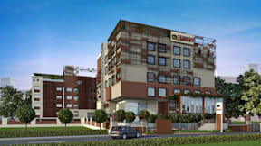 Best Western Plus Hotel Horizon - Indore, India -