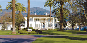Silverado Resort - Napa Valley, California - Exterior Image Main Mansion