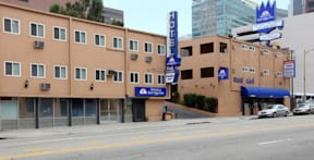 Americas Best Value Inn - Los Angeles, California -