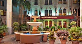 Wyndham Riverfront New Orleans - New Orleans, Louisiana -