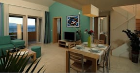 NOVI Spa Hotel & Resort - Novi Vinodolski, Croatia - Premium Family Apartment Type 3