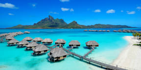 Four Seasons Resort Bora Bora - Bora Bora, French Polynesia -