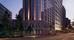 Wyndham Hotel at PlayhouseSquare - Cleveland, Ohio -