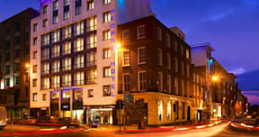 Royal George Hotel - Limerick, Republic of Ireland -
