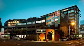 Museum Hotel - Wellington, New Zealand -