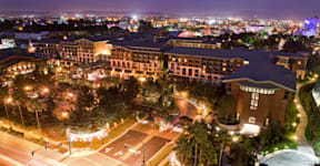 Disney&#039;s Grand Californian Hotel &amp; Spa - Anaheim, California - 