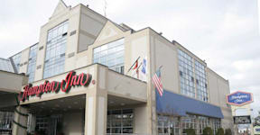 Hampton Inn North of the Falls - Niagara Falls ONT, Canada -