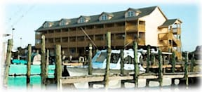 Breakwater Inn - Hatteras, North Carolina -
