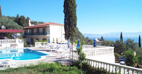 Andromaches Holiday Apartments - Benitses, Greece -