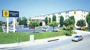 Days Inn - Fullerton, California -
