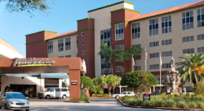 Radisson Hotel Orlando International Dr - Orlando, Florida - Exterior