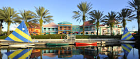 Disney&#039;s Caribbean Beach Resort - Lake Buena Vista, Florida - 