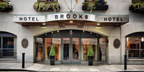 Brooks Hotel - Dublin, Republic of Ireland - 